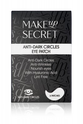 Патчи от темных кругов MAKE-UP-SECRET (Anti-dark Circles Eye Patch) (6 уп): фото