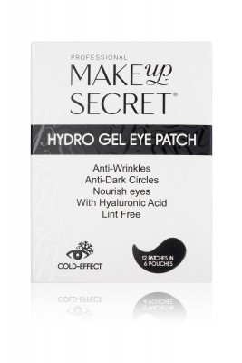 Гидрогелевые патчи MAKE-UP-SECRET (Hydro Gel Eye Patch) (6 уп): фото
