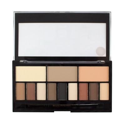 Палетка теней Makeup Revolution Ultra Eye Contour Light and Shade: фото
