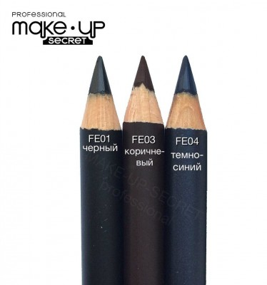 Карандаш для глаз new Eye Pencil MAKE-UP-SECRET FE01: фото