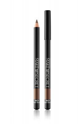 Универсальный карандаш для бровей (Open Your Brows - Eyebrow Pencil) MAKE-UP-SECRET UB01: фото