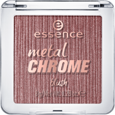 Румяна Essence Metal chrome blush 20 copper crush: фото