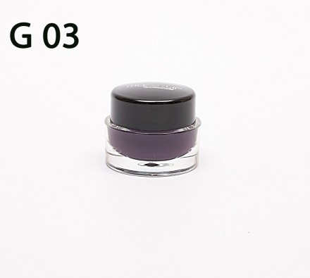 Подводка гелевая (Long-wear Cream Eyeliner) MAKE-UP-SECRET G03
