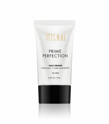 УВЛАЖНЯЮЩИЙ МИНЕРАЛЬНЫЙ ПРАЙМЕР Milani Cosmetics (PRIME PERFECTION HYDRATING + PORE-MINIMIZING FACE PRIMER): фото