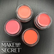 Кремовые румяна Make up Secret (Cream Blush) CB02 Лососевый: фото