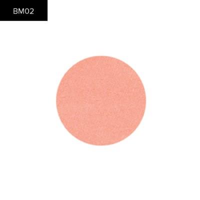 Румяна в рефилах Make up Secret (Blush) BM02 Теплый насыщенный персиковый: фото