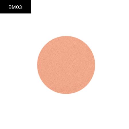 Румяна в рефилах Make up Secret (Blush) BM03 Теплый приглушенный персиковый: фото