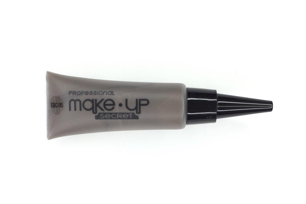 Подводка для бровей Make up Secret (Eyebrow Cream) EBC05 Серо-коричневый темный: фото