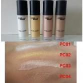 Крем тональный перламутровый Make up Secret (Pearl Cream) PC01 Серебро