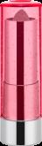 Губная помада Essence Sheer & shine prisma glow lipstick 19 ярко-розовый с блеском