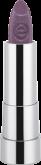 Губная помада Essence Sheer & shine prisma glow lipstick 17 красно-фиолетовый с блеском