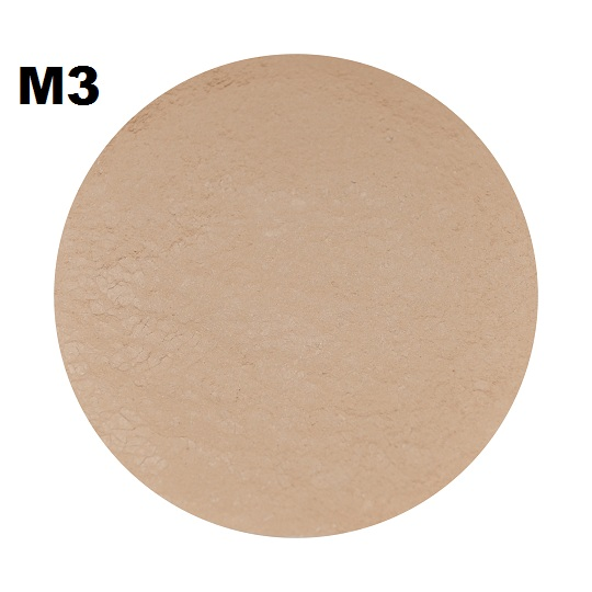 Пудра рассыпчатая матовая Make up Secret (Matt Loose Powder) PM3 Универсальный средний: фото