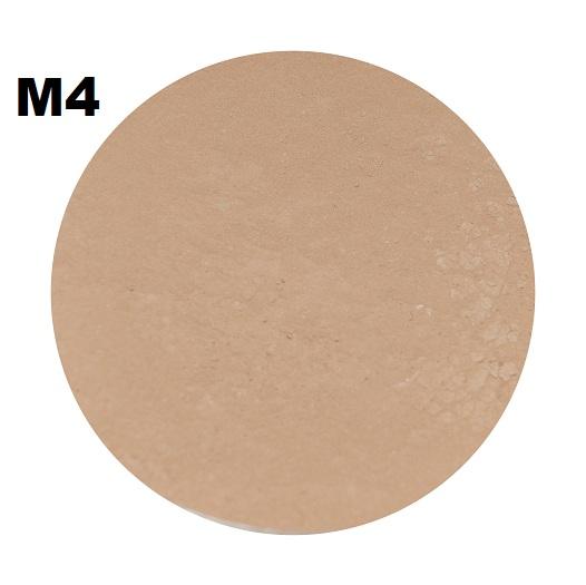 Пудра рассыпчатая матовая Make up Secret (Matt Loose Powder) PM4 Темный натуральный: фото