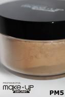 Пудра рассыпчатая матовая Make up Secret (Matt Loose Powder) PM5 Темный для загорелой кожи