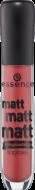 Блеск для губ Essence Matt Matt Matt! 08 коричнево-красный