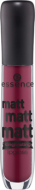 Блеск для губ Essence Matt matt matt lipgloss 11 винный