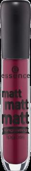 Блеск для губ Essence Matt matt matt lipgloss 11 винный: фото