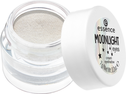 Тени для век Essence Moonlight eyes cream eyeshadow 01 перламутровый: фото