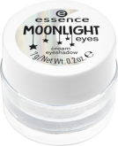 Тени для век Essence Moonlight eyes cream eyeshadow 01 перламутровый