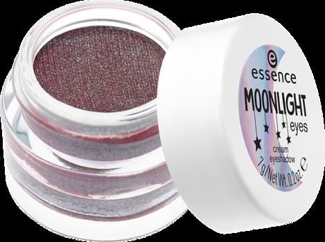 Тени для век Essence Moonlight eyes cream eyeshadow 03 бронзовый с лазурным шиммером: фото