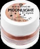 Тени для век Essence Moonlight eyes cream eyeshadow 04 золотой