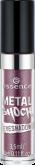 Тени для век Essence Metal shock eyeshadow 06 фиолетовый с блеском