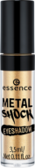 Тени для век Essence Metal shock eyeshadow 01 золотой