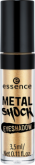 Тени для век Essence Metal shock eyeshadow 01 золотой