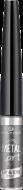 Подводка для глаз и губ Essence Мetal art lip & eye liner 01 серый металлик