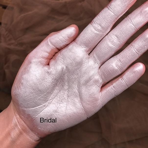 Пигменты Make up Secret MAKEUP EMOTIONS серии Love Story Bridal: фото