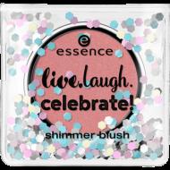 Румяна Live.laugh.celebrate! Essence: фото