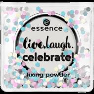 Пудра компактная Live.laugh.celebrate! Essence: фото