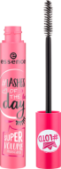 Тушь для ресниц Lashes of the day super volume mascara Essence суперобъемная: фото