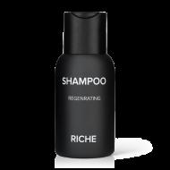 Бессульфатный восстанавливающий шампунь Riche Cosmetics хит 50мл: фото