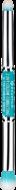 Кисть для контурирующих и корректирующих средств 2в1 ЕSSENCE Сolour correcting & contouring brush: фото