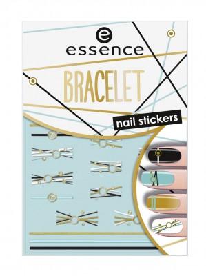 Наклейки для ногтей Bracelet nail stickers Essence 10: фото