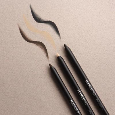 Гелевый карандаш-лайнер для глаз Eternal Night Manly Pro E101: фото