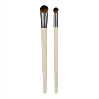 Набор кистей для макияжа глаз Ultimate Shade Duo EcoTools: фото