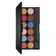 Палетка теней Sleek MakeUp Eyeshadow Palette I-Divine (12 тонов) Spirit Animal