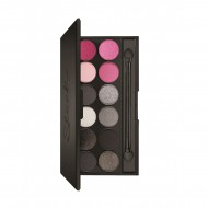 Палетка теней Sleek MakeUp Eyeshadow Palette I-Divine (12 тонов) Diamond Decade