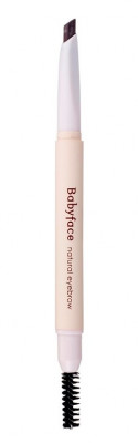 Карандаш для бровей It's Skin Babyface Natural Eyebrow тон 02 коричневый 0,3г It'S SKIN