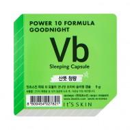 Ночная маска-капсула It's Skin Power 10 Formula Goodnight, для проблемной кожи, 5г: фото