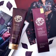 Восстанавливающий шампунь для волос с красным женьшенем Llang, 250 мл: фото