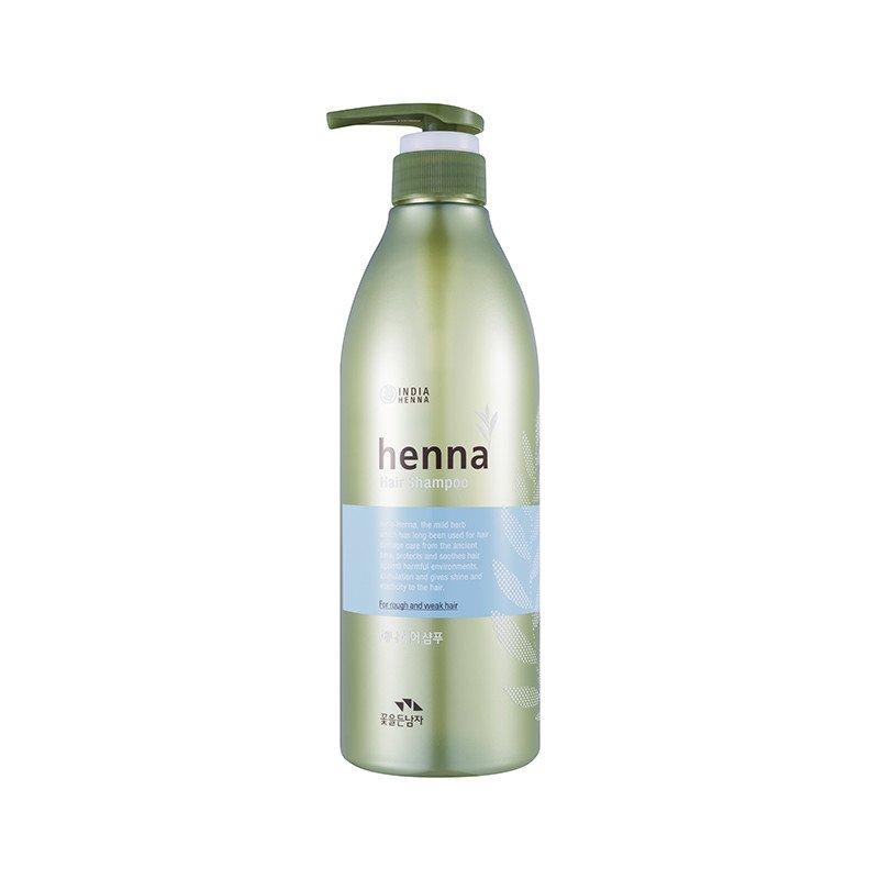 Шампунь для волос укрепляющий VPROVE Henna, 730 мл: фото