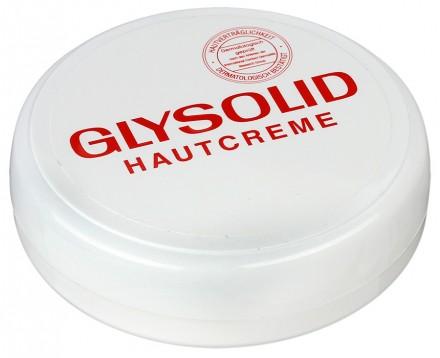 Крем для сухой кожи с глицериномGLYSOLID 100 мл: фото