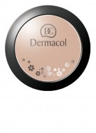 Минеральная матирующая пудра Dermacol Mineral Compact Powder тон 3: фото
