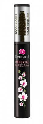 Тушь удлинение и объем Dermacol Imperial Mascara: фото