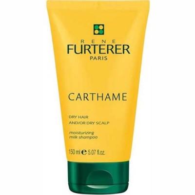 Увлажняющий шампунь-молочко для сухих волос Rene Furterer Carthame 150 мл: фото