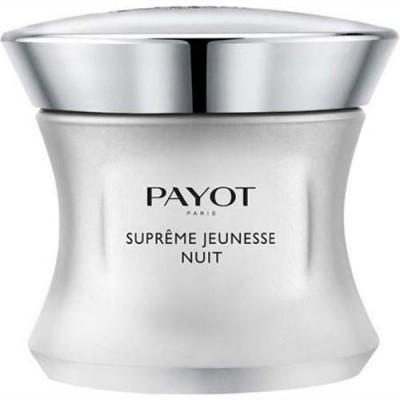Ночной крем (для лица и шеи) с непревзойденным омолаживающим эффектом Payot Supreme Jeunesse 50 мл: фото