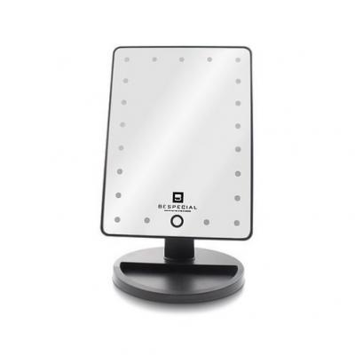 Зеркало настольное с подсветкой и сенсорным управлением Bespecial: фото